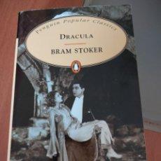 Libros: DRÁCULA. B. STOKER (EDICIÓN EN INGLÉS). Lote 289777983