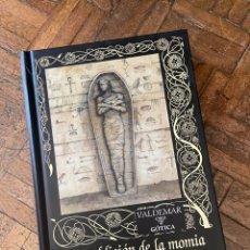 Libri: LA MALDICIÓN DE LA MOMIA - ANTONIO J. NAVARRO - VALDEMAR (2006) ENVÍO GRATIS. Lote 293598298