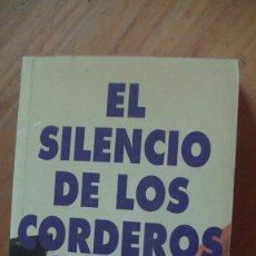 Libros: EL SILENCIO DE LOS CORDEROS. THOMAS HARRIS. LA VANGUARDIA 1994. Lote 294444453