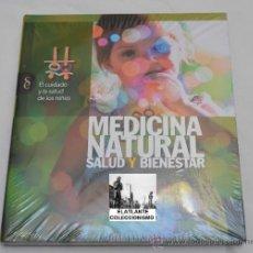 Libros: SALUD Y BIENESTAR - MEDICINA NATURAL - EL CUIDADO Y LA SALUD DE LOS NIÑOS - PRECINTADO - A ESTRENAR. Lote 39130481