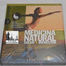 Libros: SALUD Y BIENESTAR - MEDICINA NATURAL - TERAPIAS ORIENTALES Y OTRAS APLICACIONES DE LA NATUROPATÍA. Lote 39130486