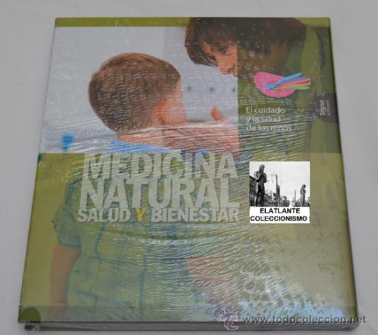 Libros: SALUD Y BIENESTAR - MEDICINA NATURAL - EL CUIDADO Y LA SALUD DE LOS NIÑOS - PRECINTADO - A ESTRENAR - Foto 2 - 39130481