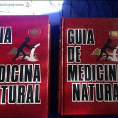 Libros: GUÍA DE MEDICINA NATURAL. Lote 51768422