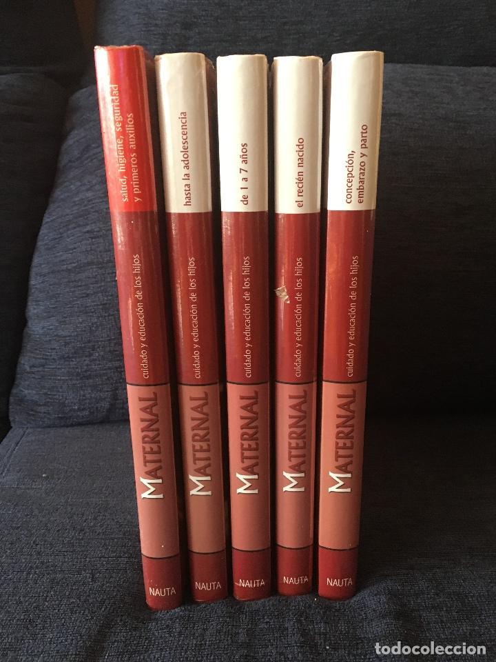 Libros: Colección completa Maternal (cuidado y educación de los hijos) - Foto 3 - 76127431