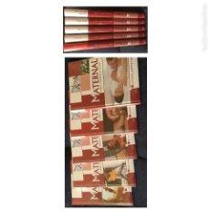 Libros: COLECCIÓN COMPLETA MATERNAL (CUIDADO Y EDUCACIÓN DE LOS HIJOS). Lote 76127431
