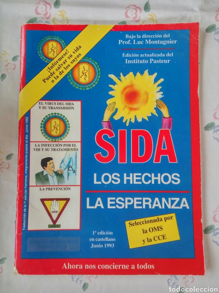 SIDA. EDICIÓN ACTUALIZADA DEL INSTITUTO PASTEUR. 1993. (Libros Nuevos - Ciencias, Manuales y Oficios - Medicina, Farmacia y Salud)