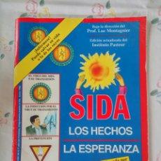 Libros: SIDA. EDICIÓN ACTUALIZADA DEL INSTITUTO PASTEUR. 1993.. Lote 92115218