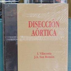 Libros: DISECCÍON AÓRTICA. I. VILACOSTA / J. A. SAN ROMÁN. Lote 94161010