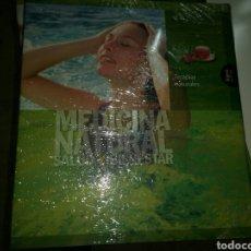 Libros: MEDICINA NATURAL SALUD Y BIENESTAR LIBRO NUEVO TERAPIAS NATURALES. Lote 98218346