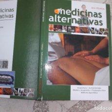 Libros: SERIE TECNICAS,MEDICINAS ALTERNATIVAS,NAUTA, 2006,ACUPUNTURA,SHIATSU, AURICULOTERAPIA, AYURVEDICA. Lote 99044859