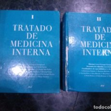 Libros: TRATADO DE MEDICINA INTERNA . CARLOS PEREZAGUA CLAMAGIRAND ED. ARIEL . Lote 100082351