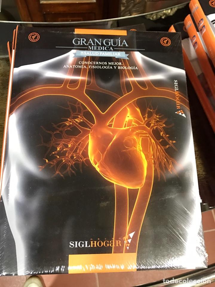 Libros: GRAN GUÍA MEDICA. LUIS GUTIERREZ. SIGLHOGAR - Foto 2 - 100414796