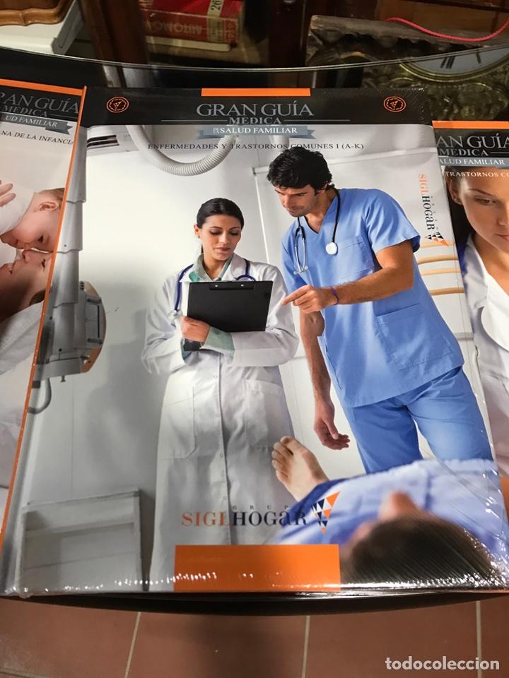 Libros: GRAN GUÍA MEDICA. LUIS GUTIERREZ. SIGLHOGAR - Foto 7 - 100414796