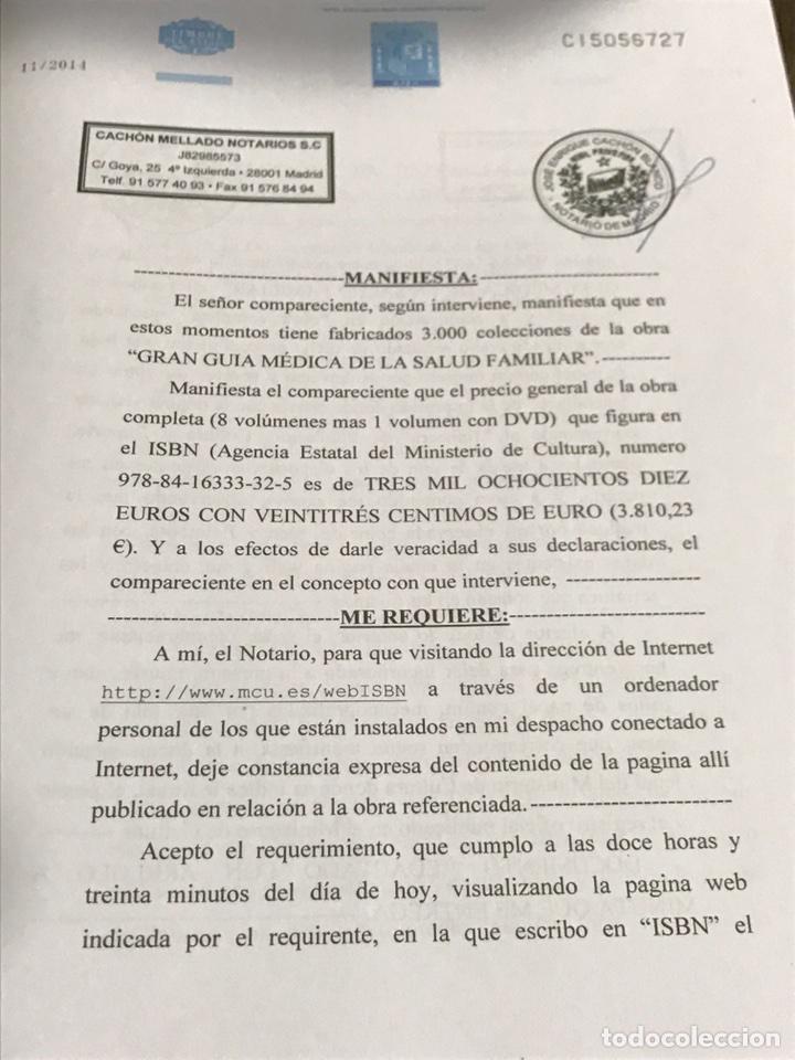 Libros: GRAN GUÍA MEDICA. LUIS GUTIERREZ. SIGLHOGAR - Foto 12 - 100414796