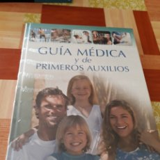 Libros: GUÍA MÉDICA Y DE PRIMEROS AUXILIOS. Lote 101806132
