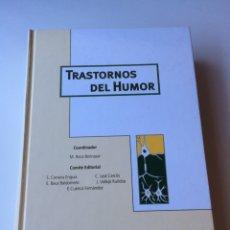 Libros: TRANSTORNOS DEL HUMOR SOCIEDAD ESPAÑOLA DE PSIQUIATRÍA / PSIQUIATRÍA / LIBRO. Lote 103116606