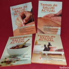 Libros: TEMAS DE SALUD ACTUAL OBRA COMPLETA. Lote 107050686