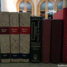 Libros: MEDICINA BIBLIOTECA. VADEMECUM, TRATADOS.... Lote 107608596
