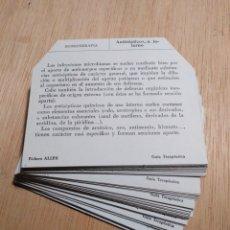 Libros: ÚNICA! GUIA TERAPÉUTICA. FICHERO ALEPH. MEDICINA. Lote 107682598