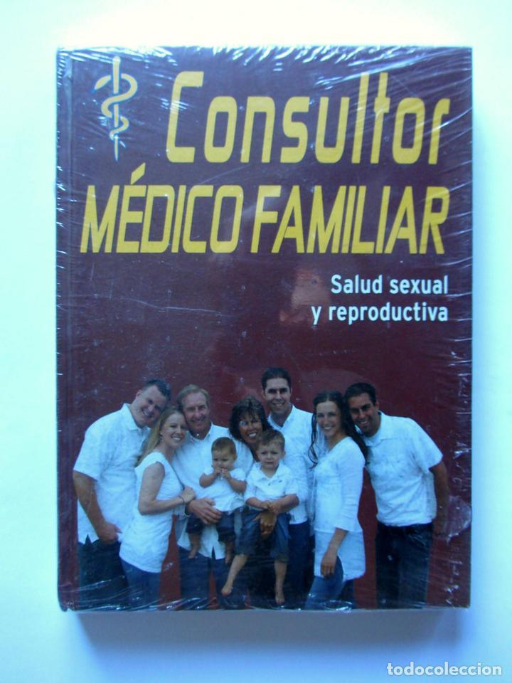 CONSULTOR MÉDICO-FAMILIAR. SALUD SEXUAL Y REPRODUCTIVA. GRUPO CULTURAL. CON PLÁSTICO PROTECTOR. NUEV (Libros Nuevos - Ciencias, Manuales y Oficios - Medicina, Farmacia y Salud)