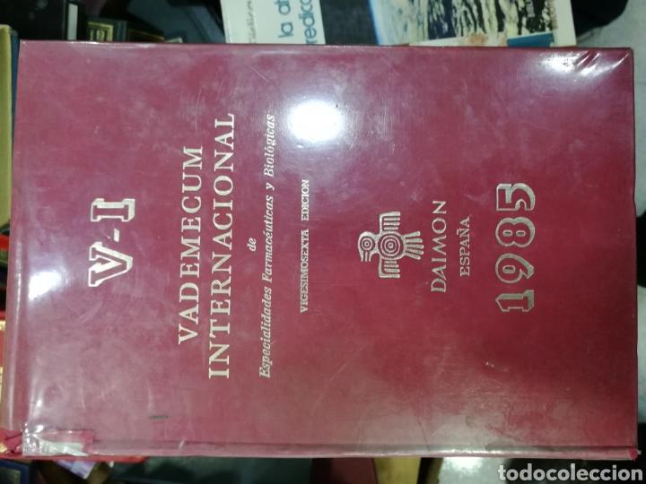 Libros: Vademecum internacional.V-l 1985 - Foto 2 - 112380676
