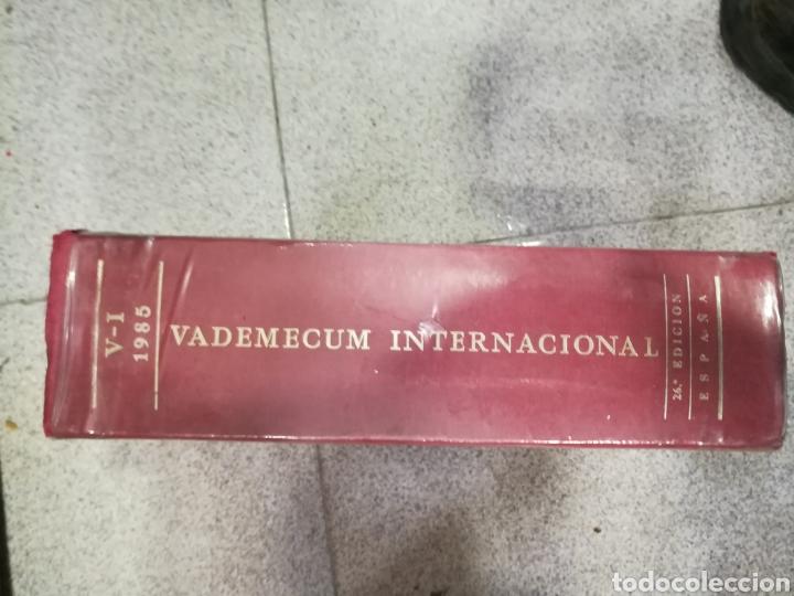 Libros: Vademecum internacional.V-l 1985 - Foto 3 - 112380676