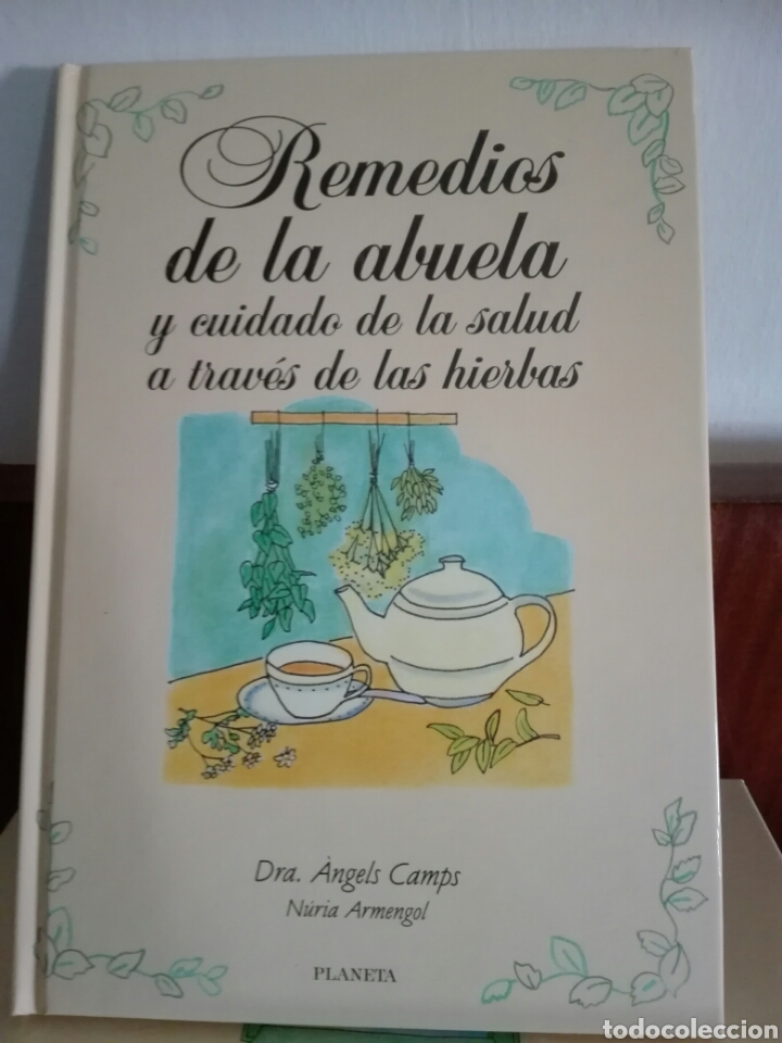 REMEDIOS DE LA ABUELA. EDITORIAL PLANETA. (Libros Nuevos - Ciencias, Manuales y Oficios - Medicina, Farmacia y Salud)