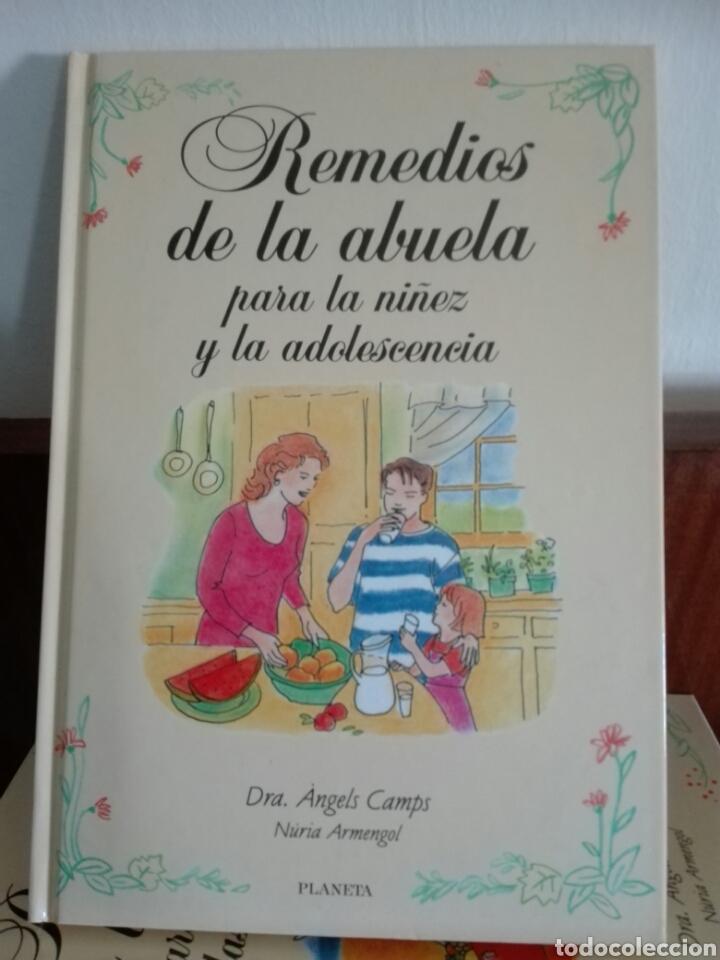 Libros: REMEDIOS DE LA ABUELA. EDITORIAL PLANETA. - Foto 4 - 112885291
