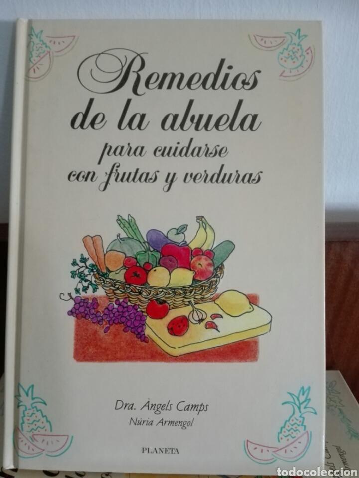Libros: REMEDIOS DE LA ABUELA. EDITORIAL PLANETA. - Foto 5 - 112885291