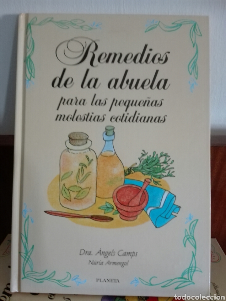 Libros: REMEDIOS DE LA ABUELA. EDITORIAL PLANETA. - Foto 6 - 112885291