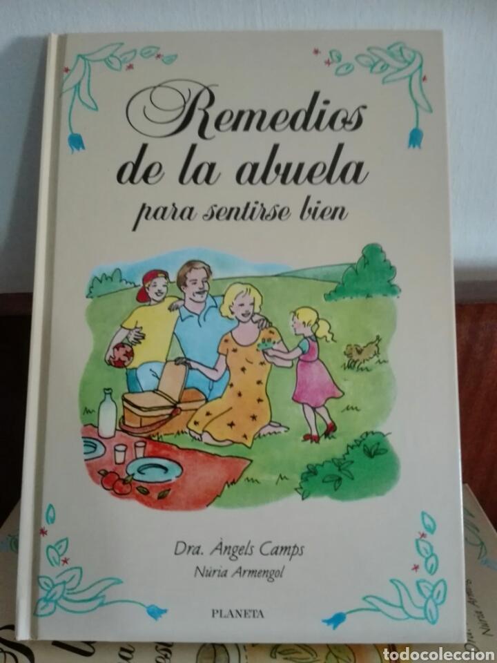 Libros: REMEDIOS DE LA ABUELA. EDITORIAL PLANETA. - Foto 7 - 112885291