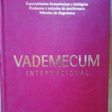 Libros: VADEMÉCUM INTERNACIONAL 45 EDICIÓN DE 2004. Lote 125199404