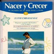 Libros: EL MUNDO DE TU HIJO PASO A PASO- NACER Y CRECER Nº1 - SALVAT . Lote 126215159