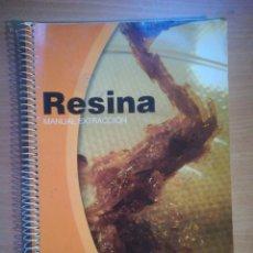 Libros: RESINA (CANNABICA) MANUAL DE EXTRACCIÓN. Lote 127524172