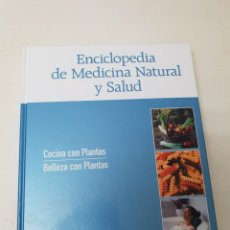 Libros: ENCICLOPEDIA DE MEDICINA NATURAL Y SALUD. Lote 129198316