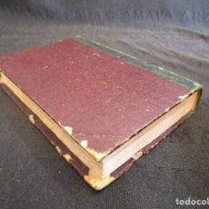 Libros: TRATADO DE MEDICINA LEGAL POR EL DR. RAMON FERRER Y GARCÉS AÑO 1847. Lote 130423890