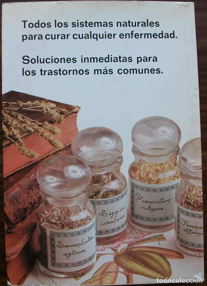 Libros: DICCIONARIO FAMILIAR DE MEDICINA NATURAL. DR. E.A. MAURY / CHANTAL DE RUDDER. 1981 - Foto 2 - 203146672