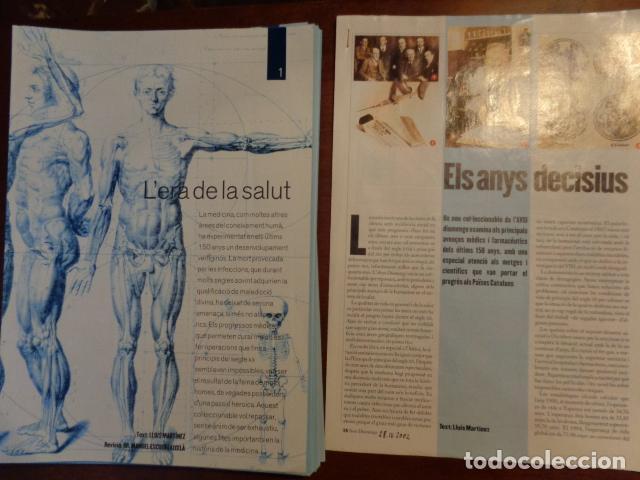 L'ERA DE LA SALUD - COL·LECCIONABLE COMPLET SENSE ENQUADERNAR 2002 - MEDICINA I FARMÀCIA (Libros Nuevos - Ciencias, Manuales y Oficios - Medicina, Farmacia y Salud)