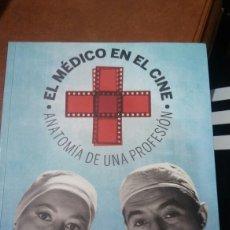 Libros: EL MEDICO EN EL CINE.BENJAMÍN HERREROS. Lote 134901835