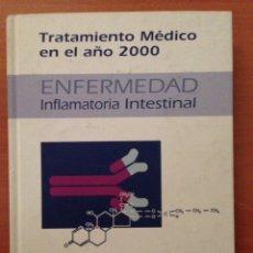 Libros: ENFERMEDAD INFLAMATORIA INTESTINAL. Lote 135066094