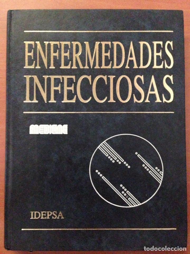 ENFERMEDADES INFECCIOSAS (Libros Nuevos - Ciencias, Manuales y Oficios - Medicina, Farmacia y Salud)
