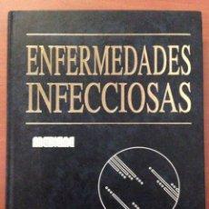 Libros: ENFERMEDADES INFECCIOSAS. Lote 135066795