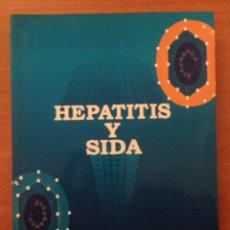 Libros: HEPATITIS Y SIDA. Lote 135069509