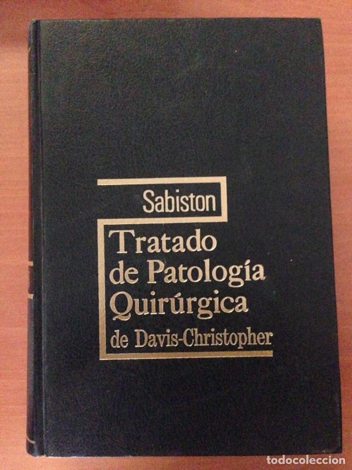 TRATADO DE PATOLOGÍA QUIRÚRGICA (Libros Nuevos - Ciencias, Manuales y Oficios - Medicina, Farmacia y Salud)
