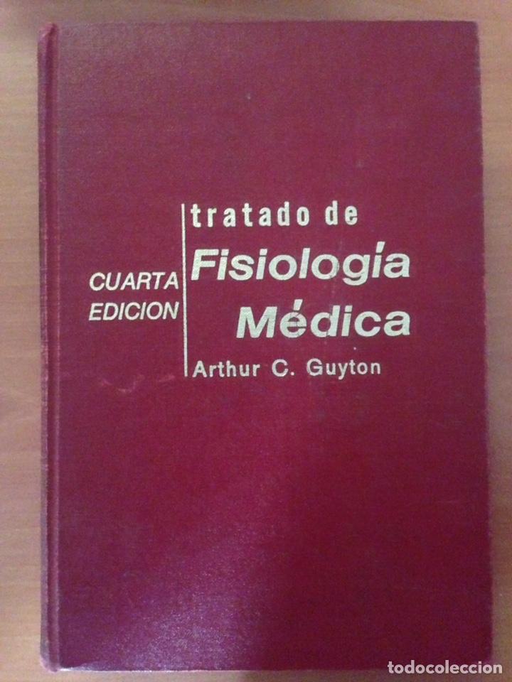 FISIOLOGÍA MÉDICA 4TA EDICIÓN (Libros Nuevos - Ciencias, Manuales y Oficios - Medicina, Farmacia y Salud)
