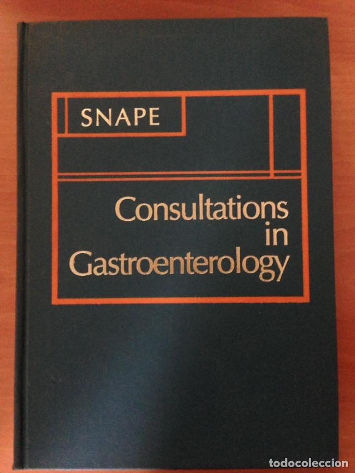 CONSULTATIONS IN GASTROINTESTINAL (Libros Nuevos - Ciencias, Manuales y Oficios - Medicina, Farmacia y Salud)