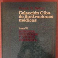 Libros: COLECCIÓN DE ILUSTRACIONES MÉDICAS. Lote 135071050
