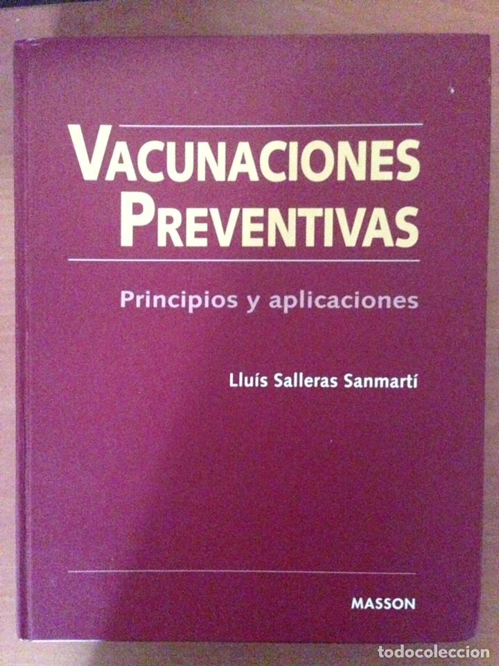 VACUNACIONES PREVENTIVAS (Libros Nuevos - Ciencias, Manuales y Oficios - Medicina, Farmacia y Salud)