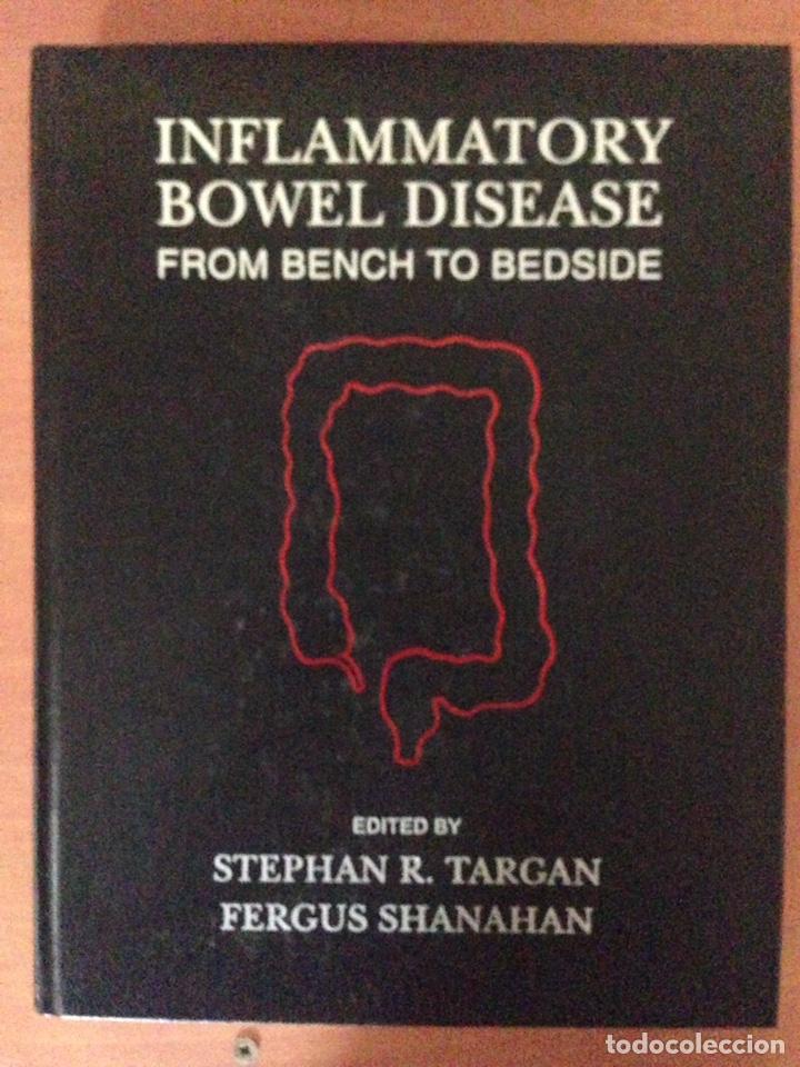 INFLAMMATORY BOWEL DISEASE (Libros Nuevos - Ciencias, Manuales y Oficios - Medicina, Farmacia y Salud)