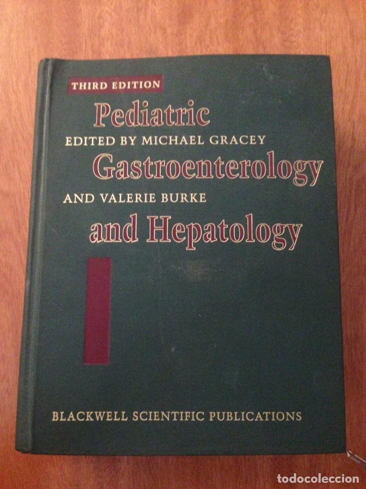 PEDIATRIC GASTROENTEROLOGY AND HEPATOLOGHY (Libros Nuevos - Ciencias, Manuales y Oficios - Medicina, Farmacia y Salud)